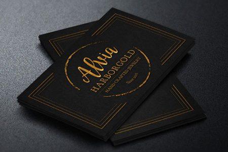 các mẫu card visit cá nhân đẹp 10