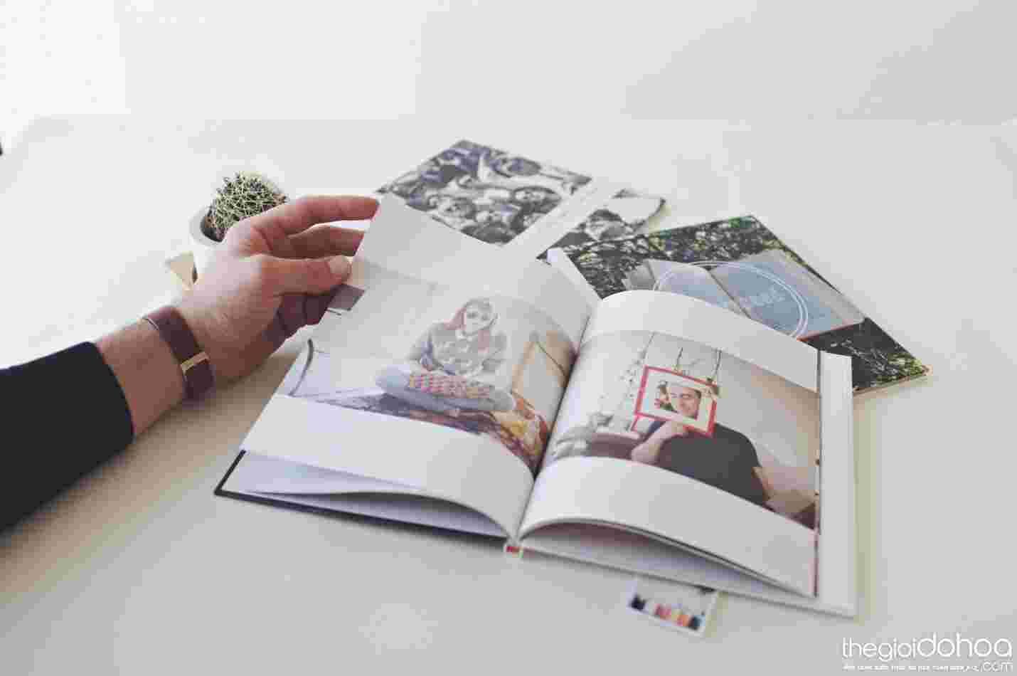 album sách ảnh