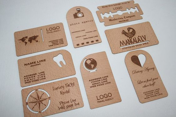 In Danh Thiếp – In Card Visit – Name Card Die Cut Tạo Dấu Ấn Riêng Cho Thương Hiệu Của Bạn