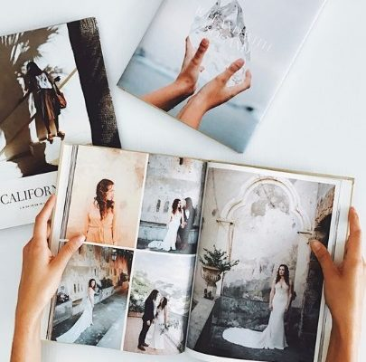 In Photobook Theo Thiết Kế