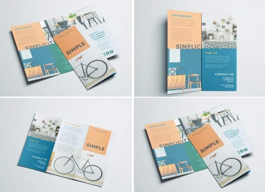 Chất liệu in brochure đẹp