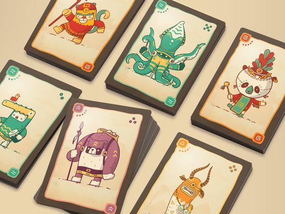 in board game( thẻ bài) theo yêu cầu