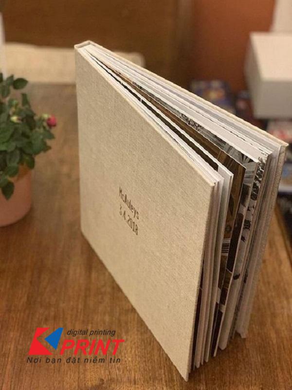 Photobook còn được sử dụng nhiều trong doanh nghiệp