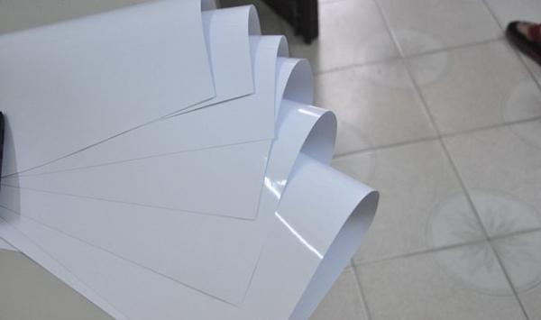 in name card chất lượng bằng giấy bristol